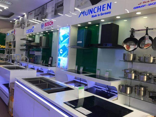 Bếp từ Đức nên dùng loại nào tốt giá hợp lý