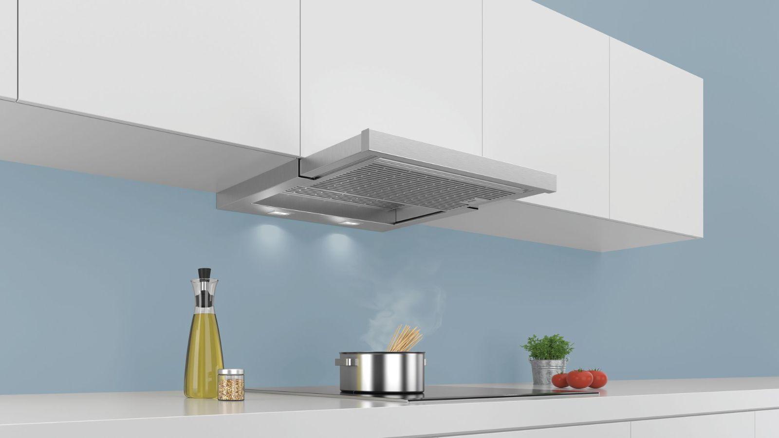 Kích thước máy hút mùi nhà bếp phù hợp nhất