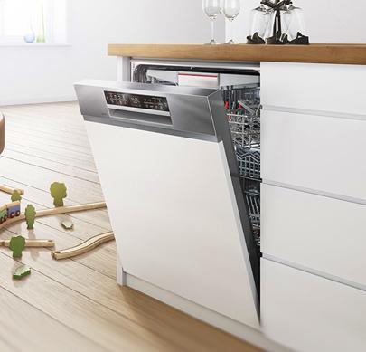 Kích thước máy rửa bát hiện nay có những loại nào phổ biến